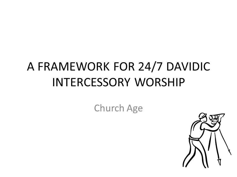 24 Hour Intercessory Prayer Line