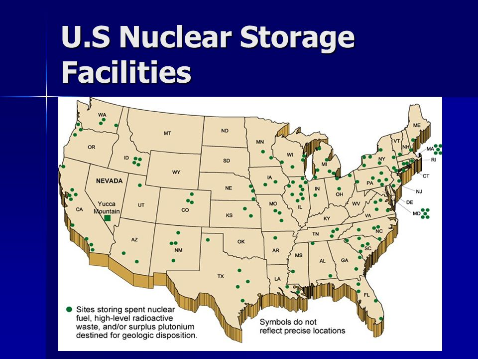 High Level Nuclear Waste Disposal Yucca Mountain, USA. - ppt download