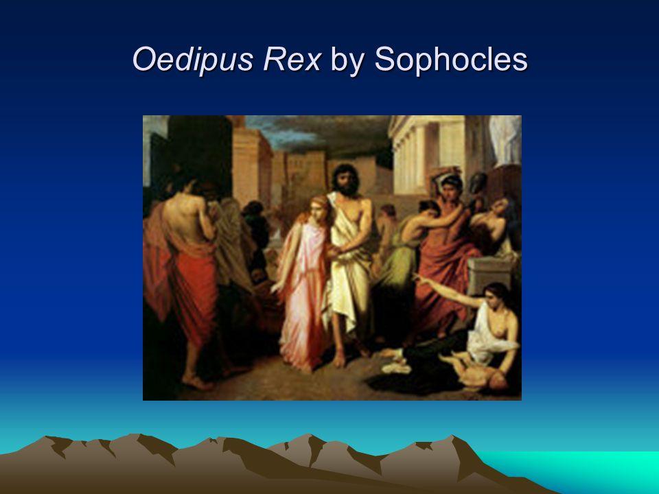 oedipus antigone