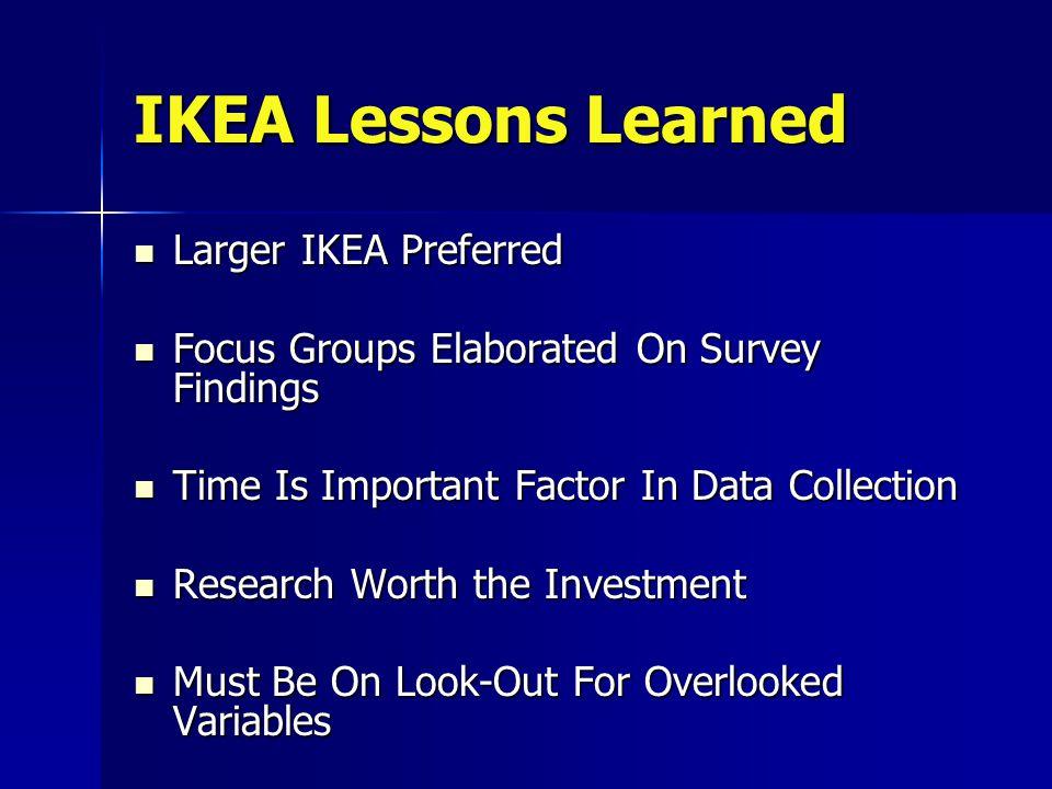 I K E A Marketing Research  IKEA – The Basics Founded in Smaland