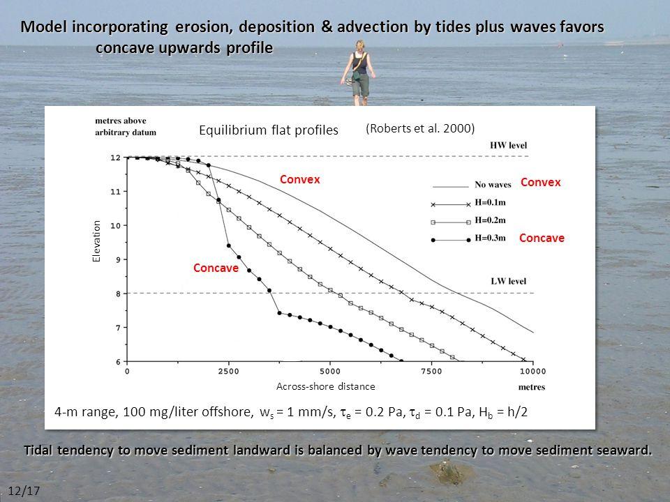 Tidal Flat Morphodynamics: A Synthesis 1) On tidal flats, sediment