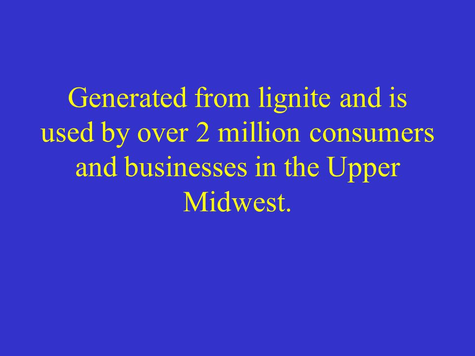 What is the Lignite Energy Council