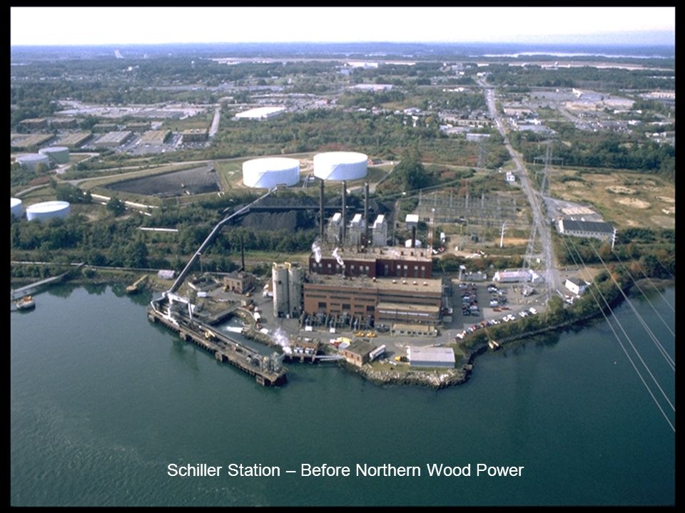 Schiller Station – Before Northern Wood Power