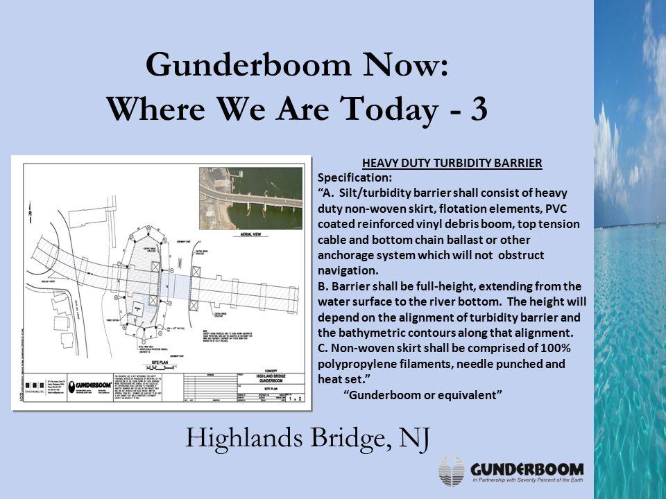 Gunderboom Solves Tough Environmental Challenges Site