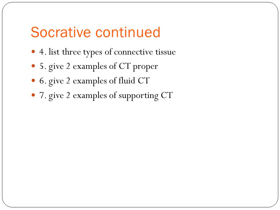 Organization Of Tissue Connective Tissue Definition Of Connective