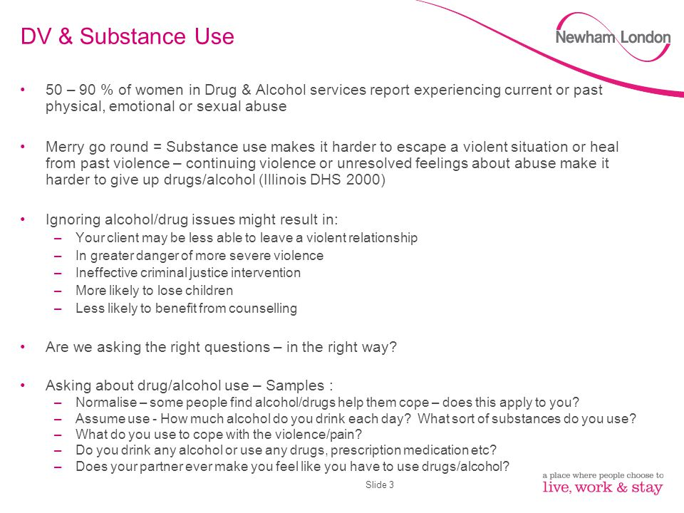 Clinician tools sbirt for substance abuse.