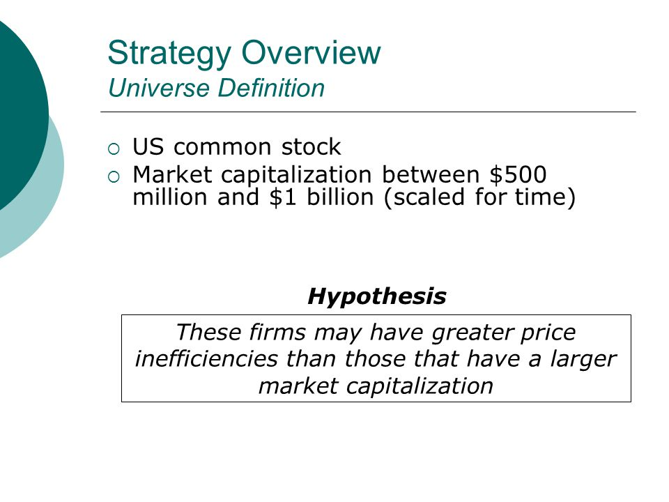 Quantitative Stock Selection Strategies Based on Momentum