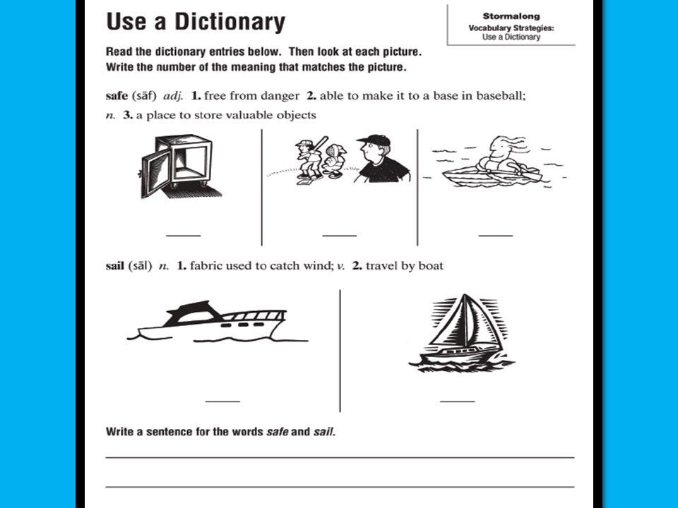 Harcourt Journeys: Vocabulary Strategies - ppt video online
