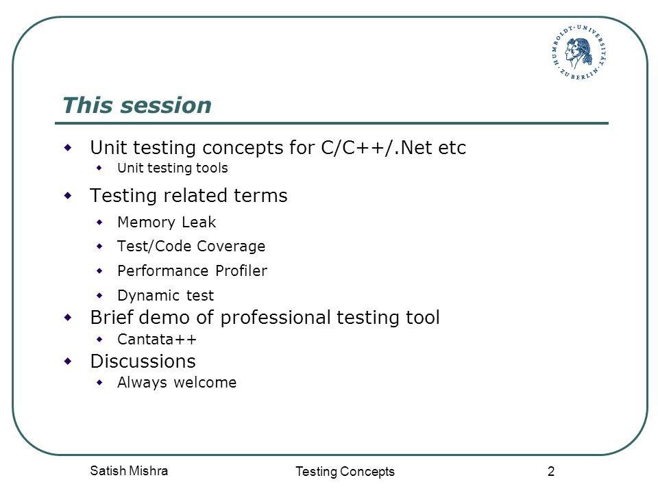 White box testing concepts Satish Mishra - ppt download