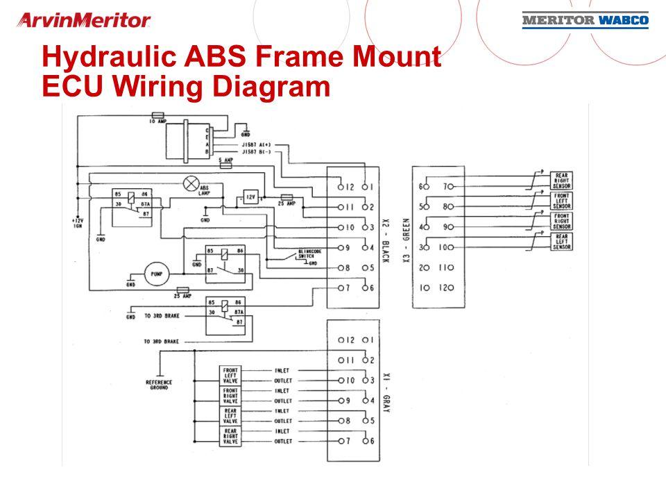 Wabco Hydraulic Wiring Diagram on