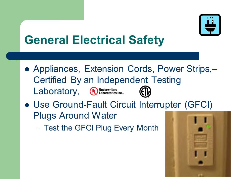 Office and Home Electrical Wiring and Safety Session ppt download
