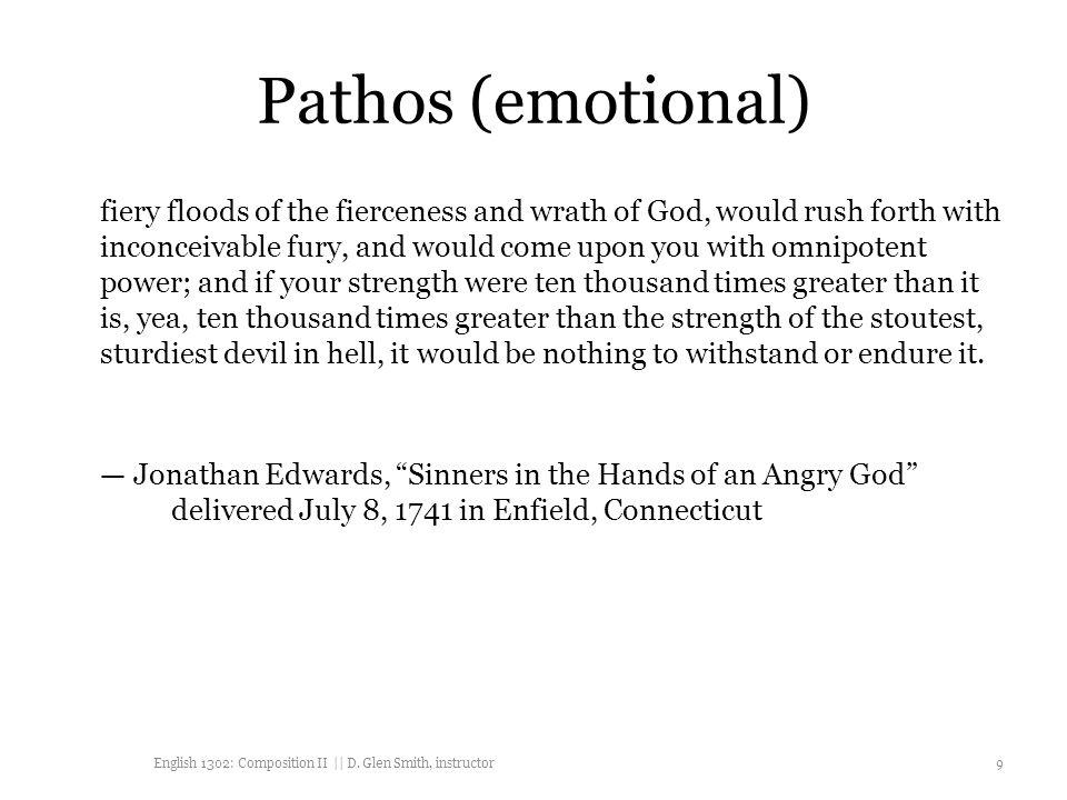 ethos pathos logos