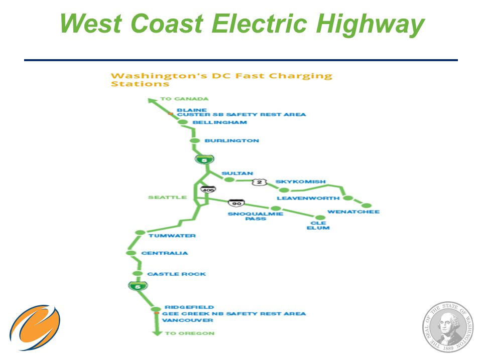 West Coast Electric Highway