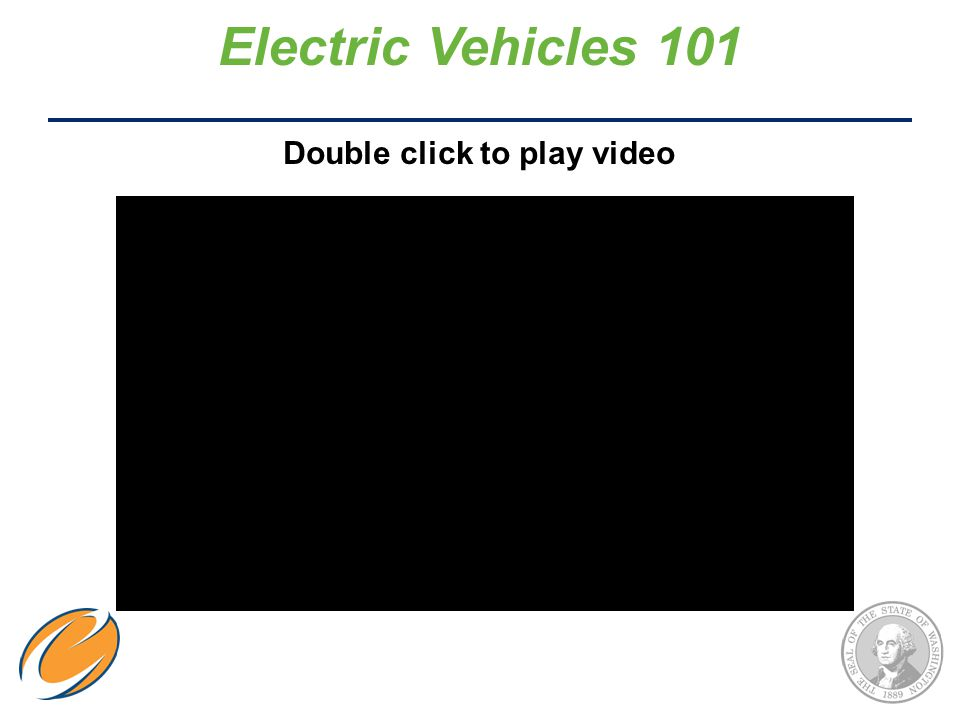 Electric Vehicles 101 Double click to play video