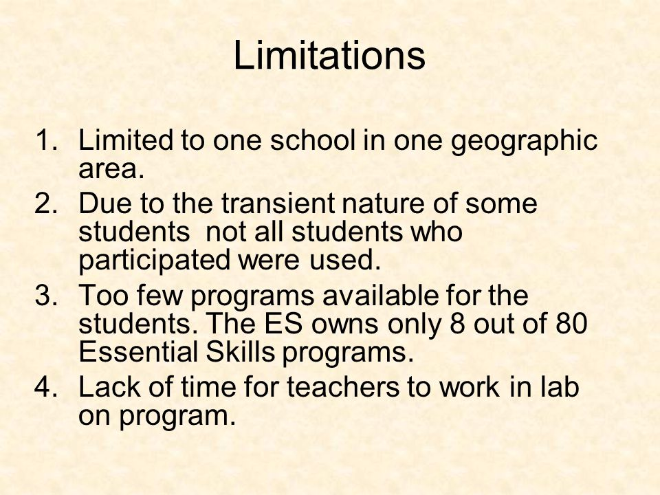 Implications 1.Narrowing of the achievement gap for all students.