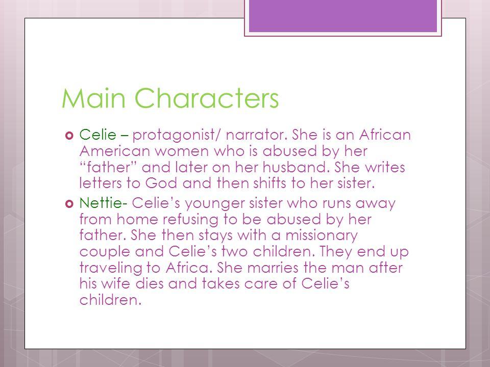 the color purple summary