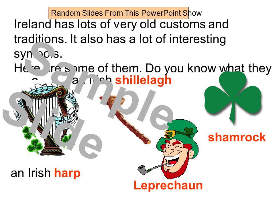 Ireland Music And Songs From Ireland Symbols Of Ireland An Old Irish