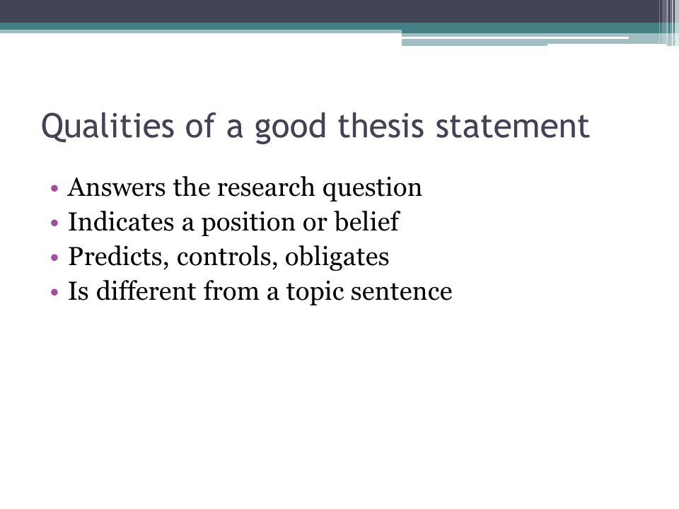 The Research Question in the Sciences