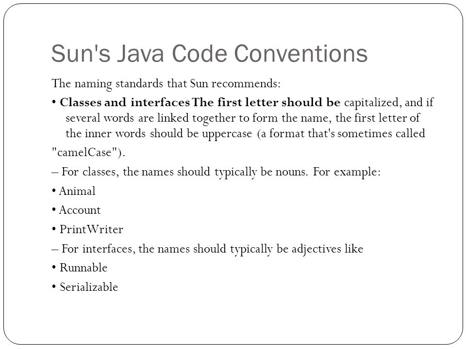 LESSON 3   Identifiers JAVA PROGRAMMING. Identifiers All the Java