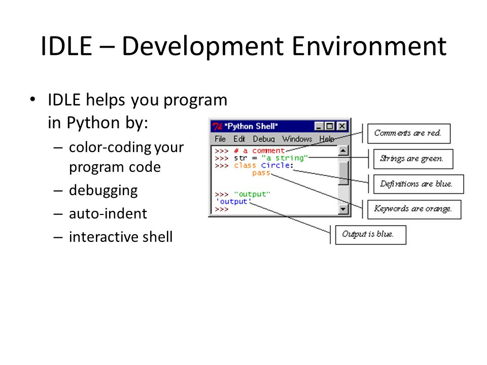 Introduction To Python Python Is A High Level Programming Language