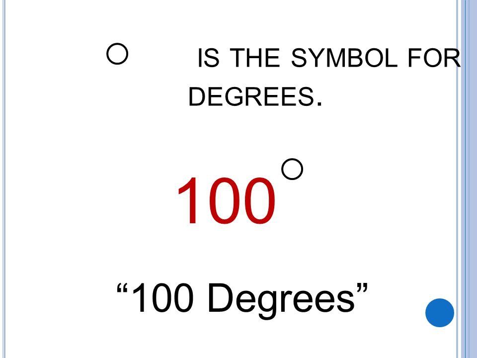 Temperature The Temperature Of Something Tells Us How Hot Or Cold