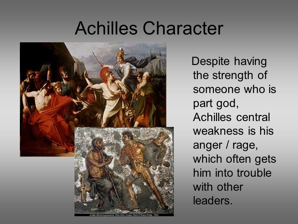 achilles character