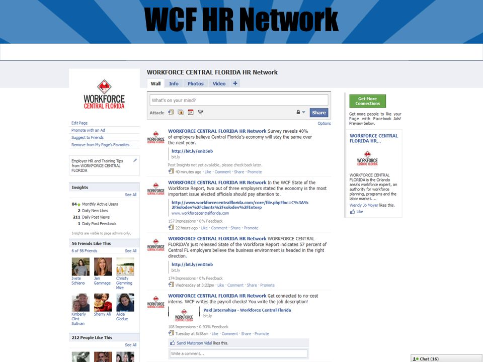 WCF HR Network