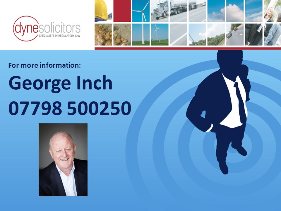 For more information: George Inch Business Development in the Information Age Online Marketing For Transport