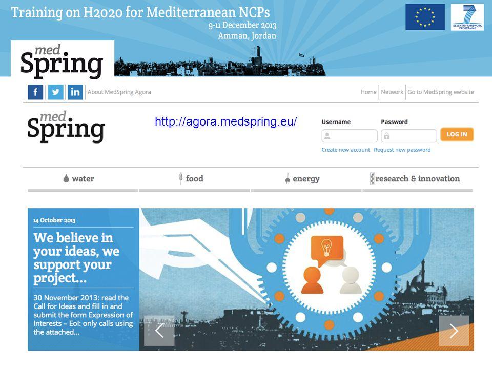 Euro-mediterranean matchmaking platform