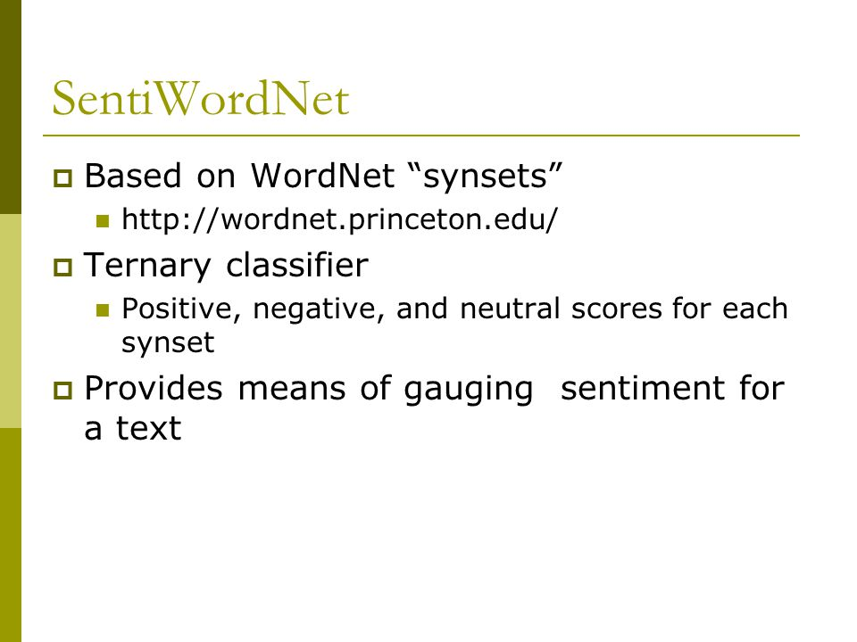 Sentiment Analysis An Overview of Concepts and Selected