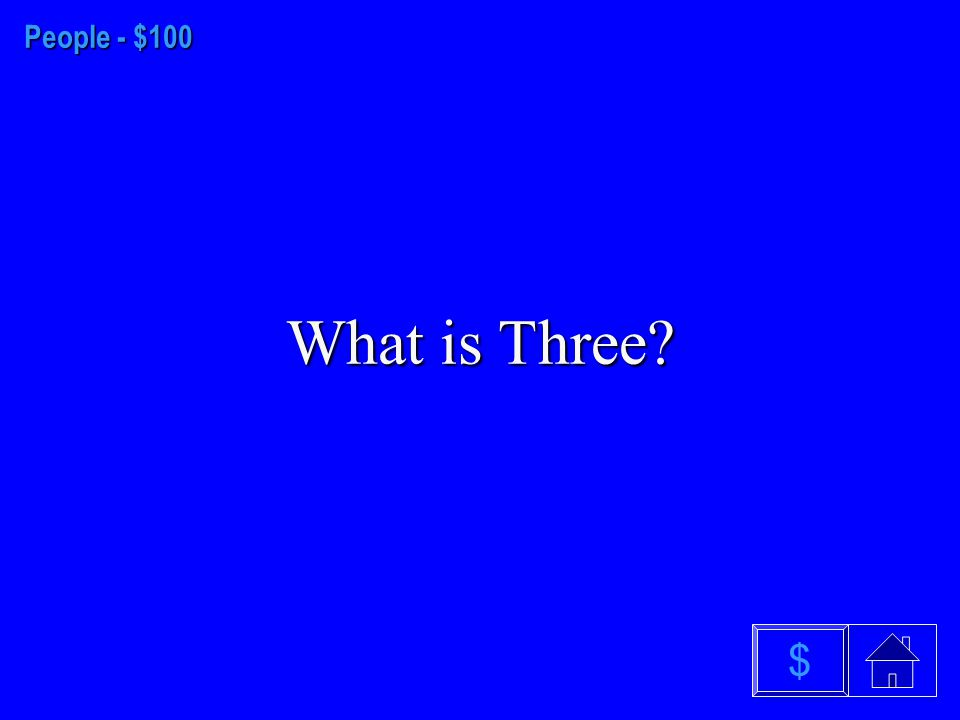 CATEGORY 3 - $500 What are the Uwharrie Mountains $