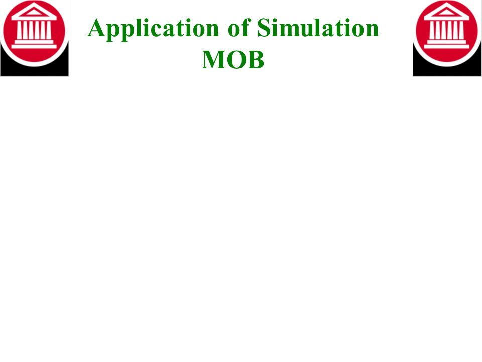 Simulation with Visual SLAM and AweSim