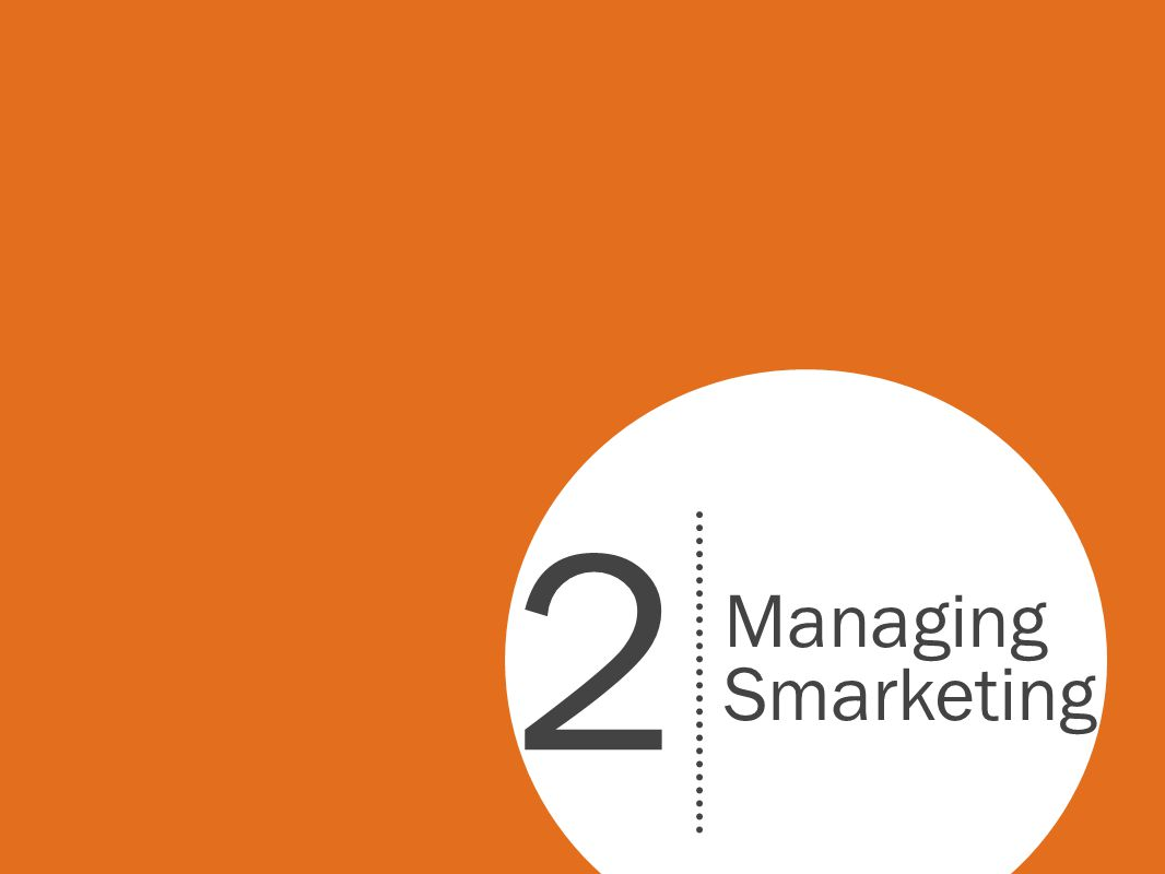 Managing Smarketing 2