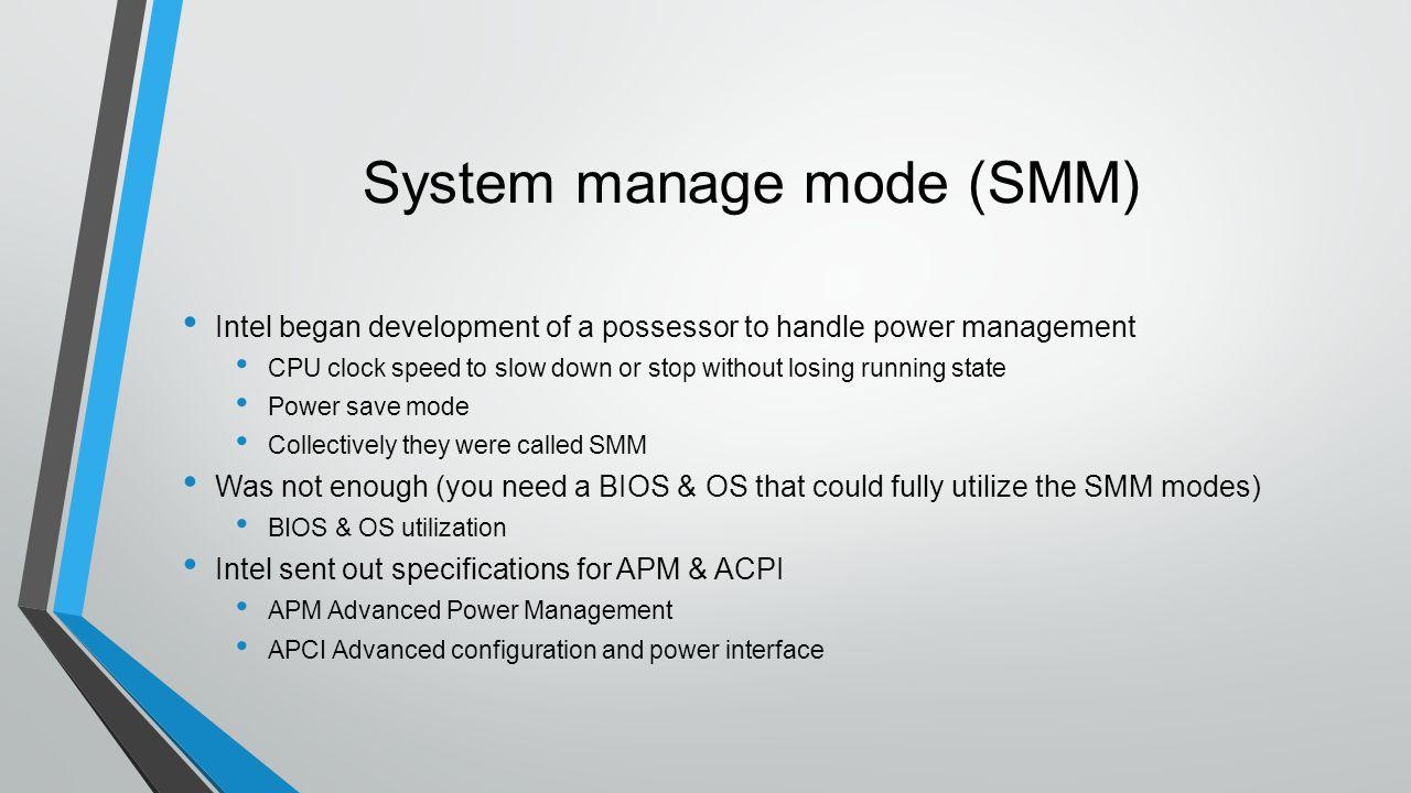 Power management for Laptops  Batteries & power management