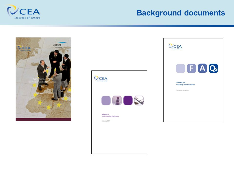Background documents