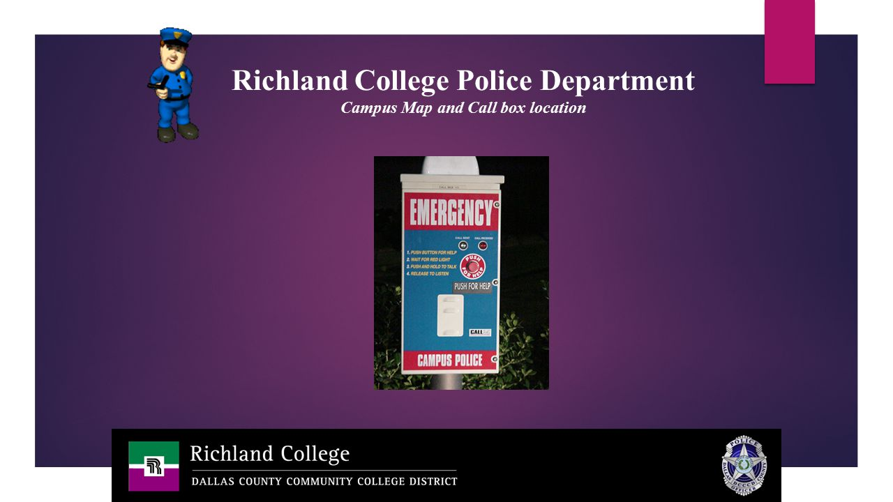 Richland Community College Campus Map.Welcome To The Rchs Junior Parent Duck Camp August 23 Ppt Download