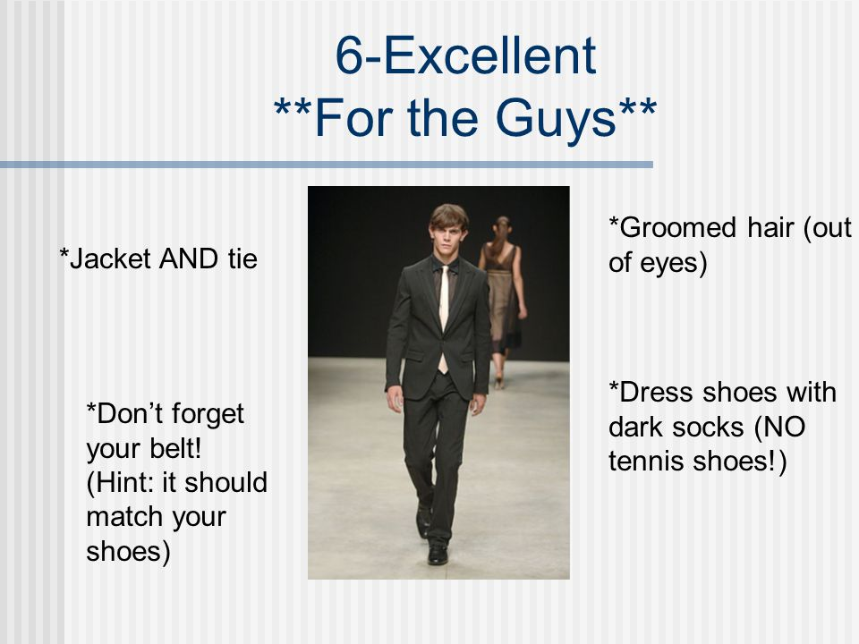 Formal Presentations How To Dress For Success A Guide To
