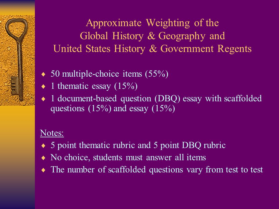 us regents thematic essay geography Amongst the most popular themes for a thematic essay is the us history thematic essay there is a great variety of topics that can be used to write impressive academic essays learn some other necessities if you want to create a proper essay.