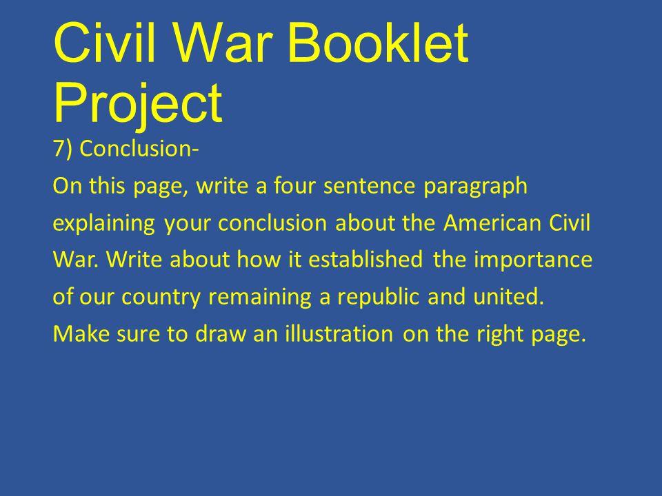 conclusion of american civil war