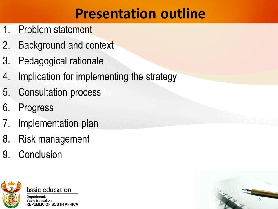 1 Teaching English Across the Curriculum Presented to SAPA Date: 27