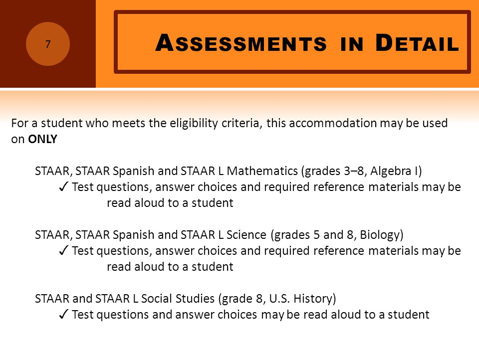 Staar Reference Materials 8th Grade Science