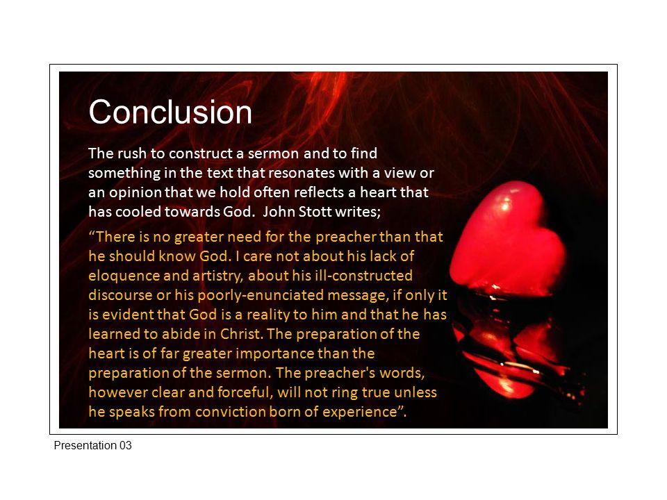 Presentation 03  Introduction: Presentation 01 The Puritans