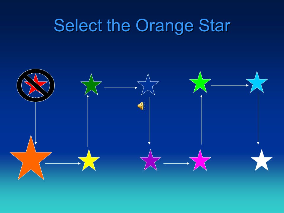 Select the Red Star