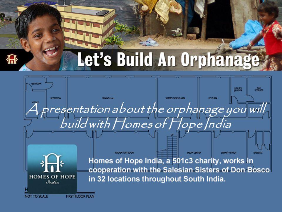 orphanage advertising