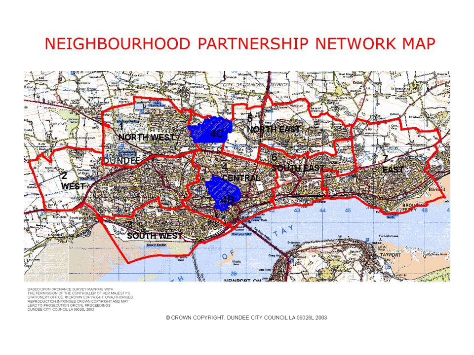 NEIGHBOURHOOD PARTNERSHIP NETWORK MAP