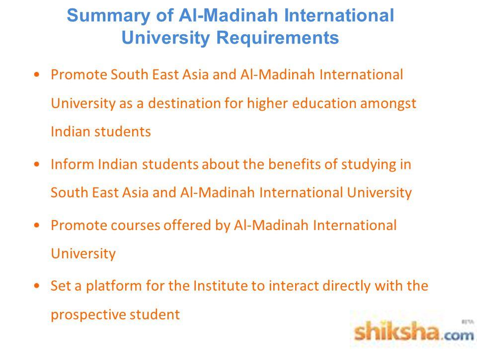 Proposal Submitted To Al Madinah International University Himani Bhambani Manager International Sales Nandita Ppt Download