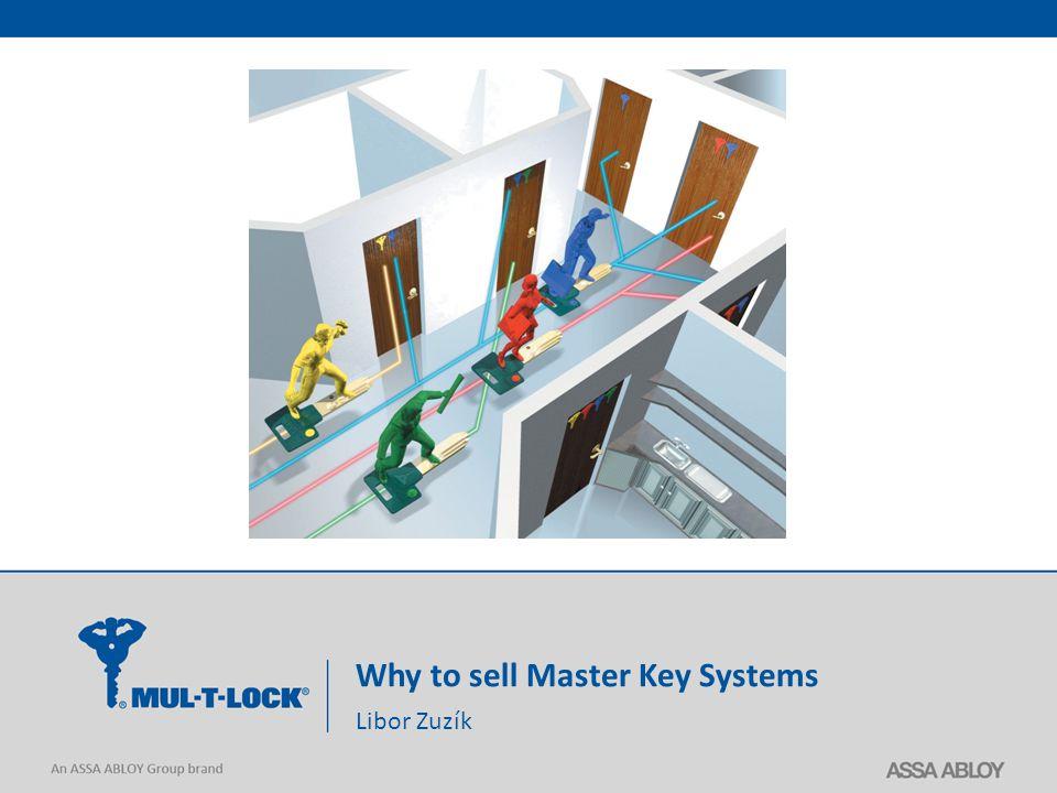 Why to sell Master Key Systems Libor Zuzík 1  Why customers buy MKS
