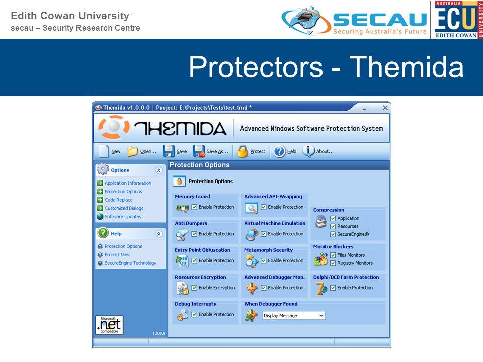 Secau – Security Research Centre Edith Cowan University