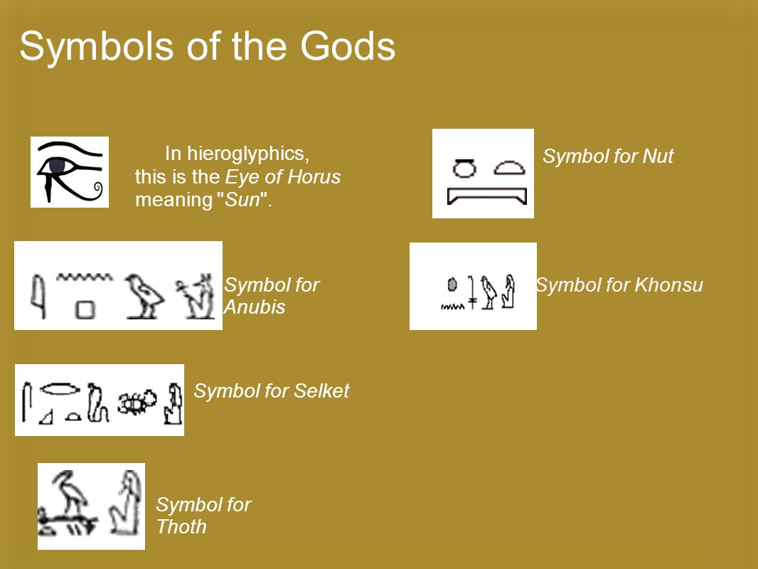Ancient Egypt Beliefsreligionand Mythology Byteam Ppt Download