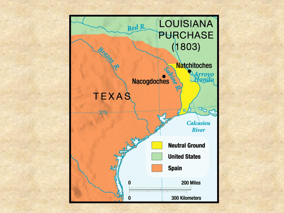Chapter 8 Anglo American Colonization Of Texas Ppt Download
